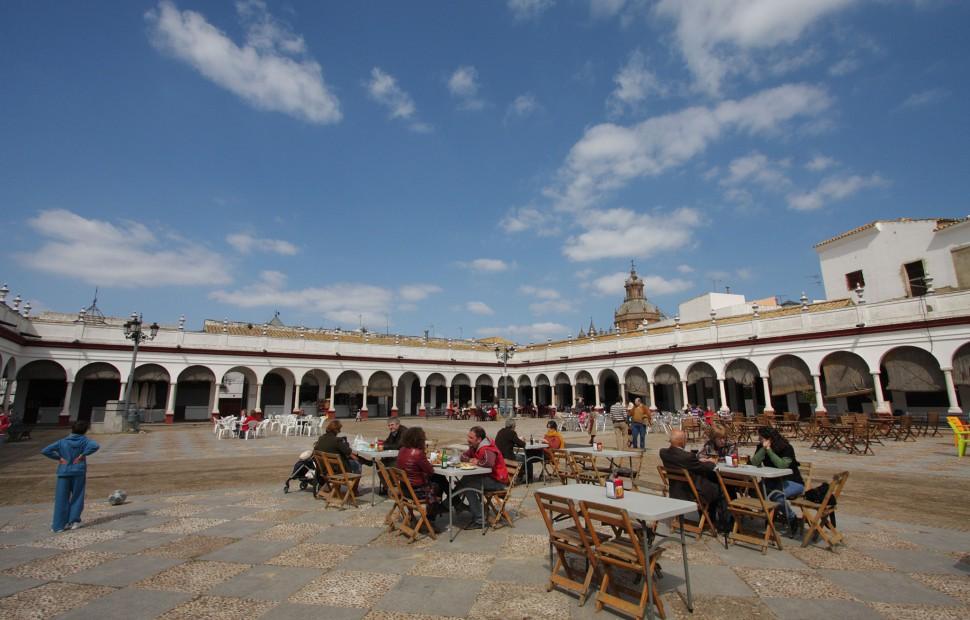 Plaza de Abastos en Carmona