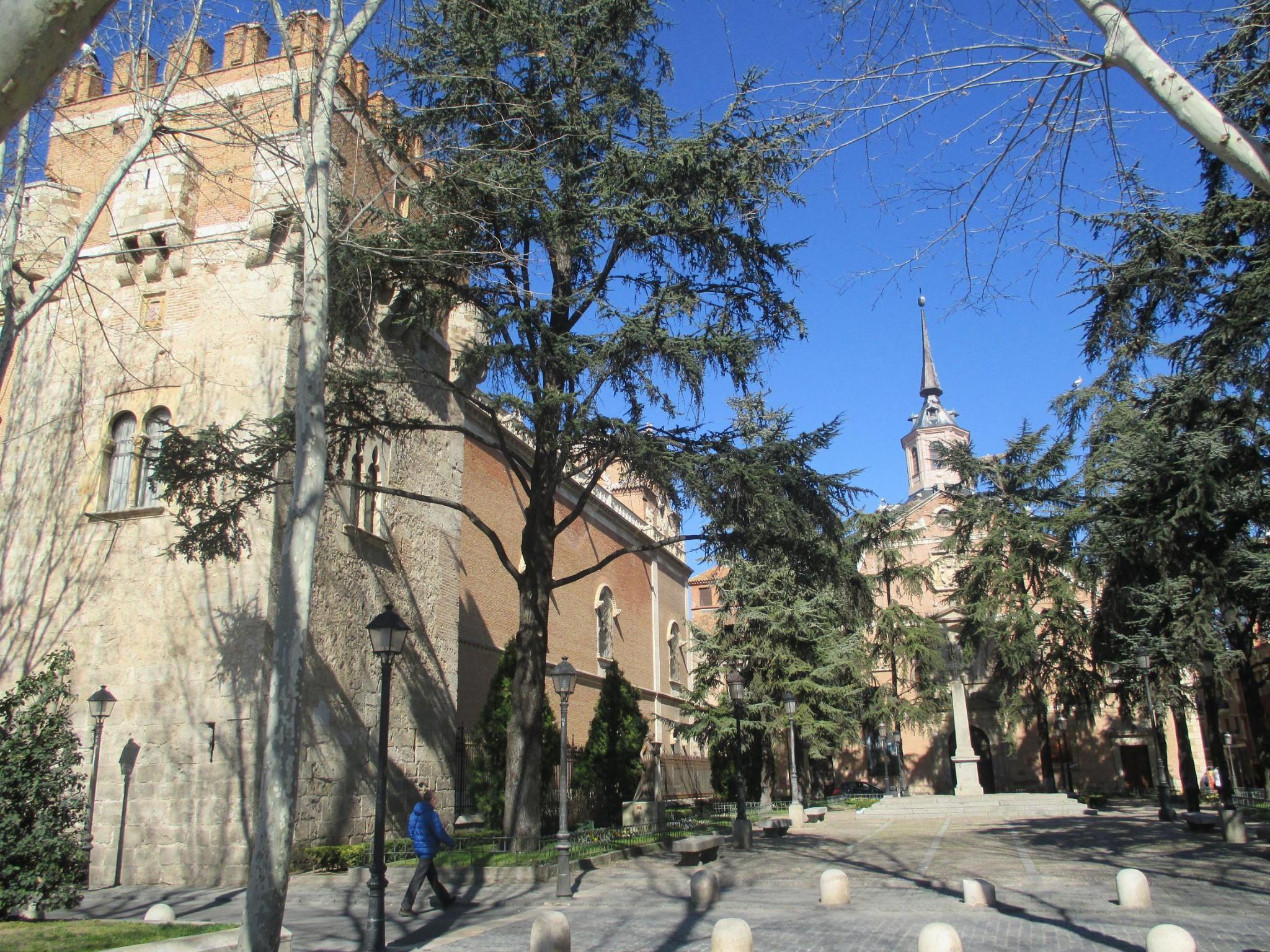 Plaza de las Bernardas. Alcalá de Henares