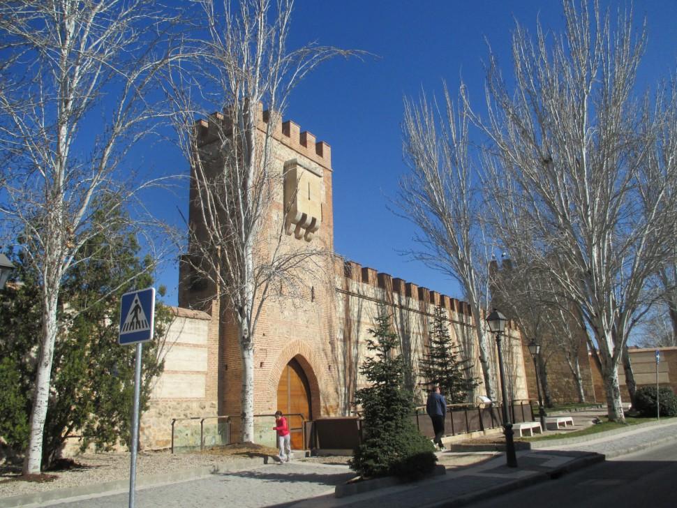 Puerta de la Torre. Alcalá de Henares