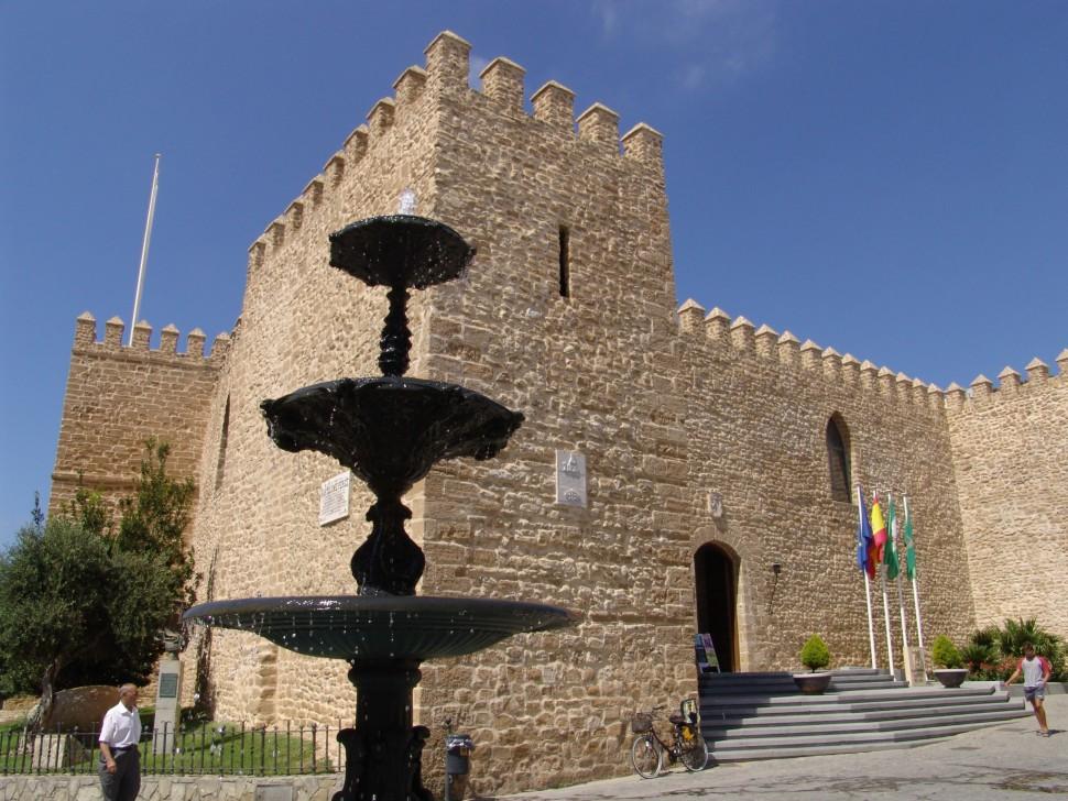 Castillo de Luna. Fotos cedidas por el Ayuntamiento de Rota
