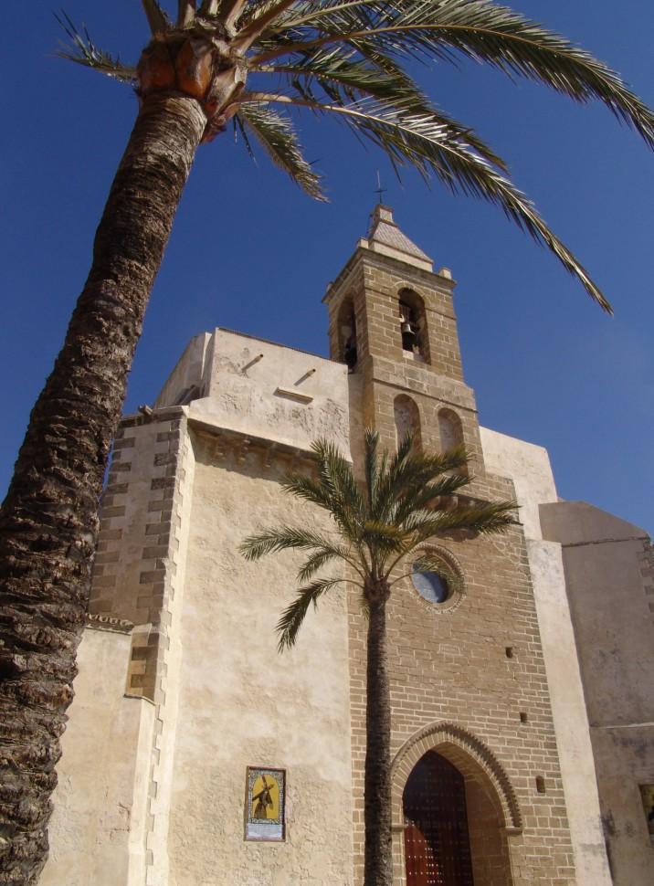 Iglesia de la O. Fotos cedidas por el Ayuntamiento de Rota