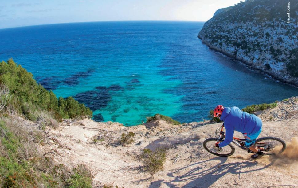 Rutas Verdes de Formentera en Bici