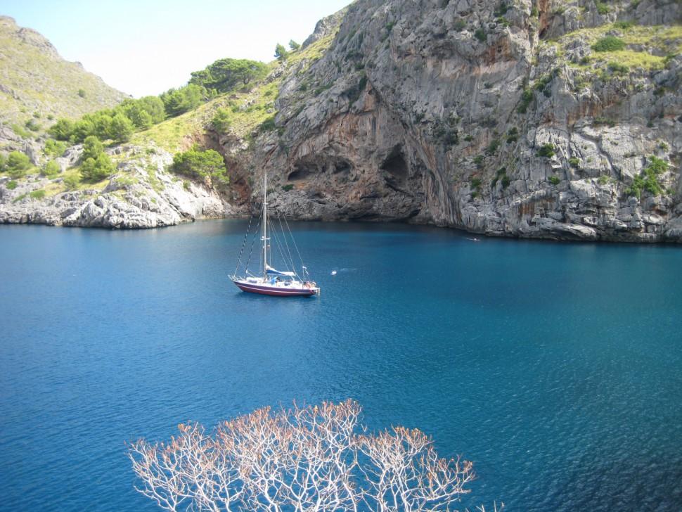 Sa Calobra Mallorca. Baleares Turismo