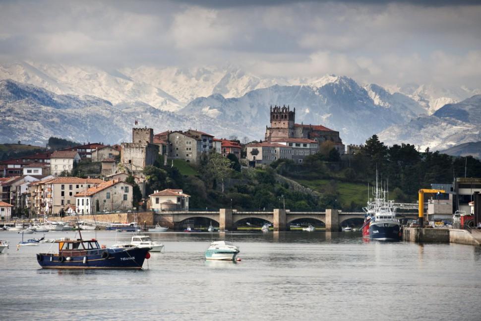 San Vicente de la Barquera - Pueblos bonitos de Cantabria