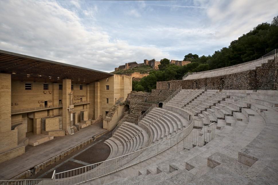 Teatro Romano Sagunto. Fuente Ayuntamiento de Sagunto. Turismo Sagunto