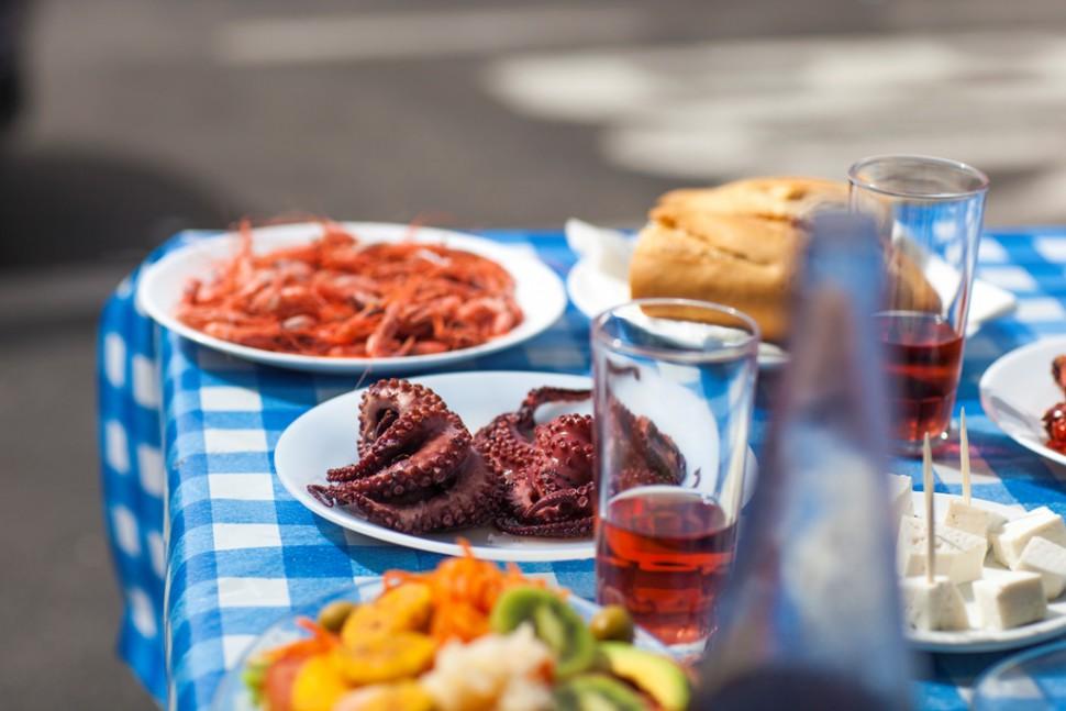 Tenerife Walking Festival - Gastronomía