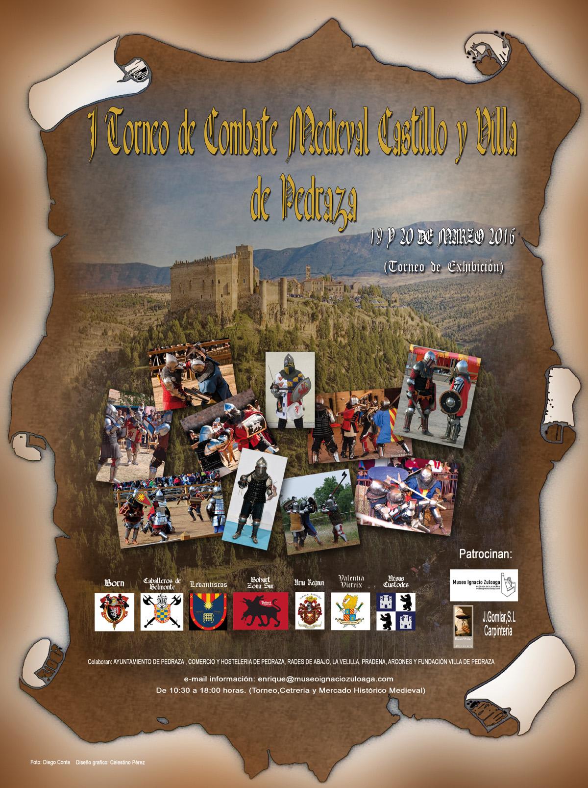 Torneo Medieval Pedraza