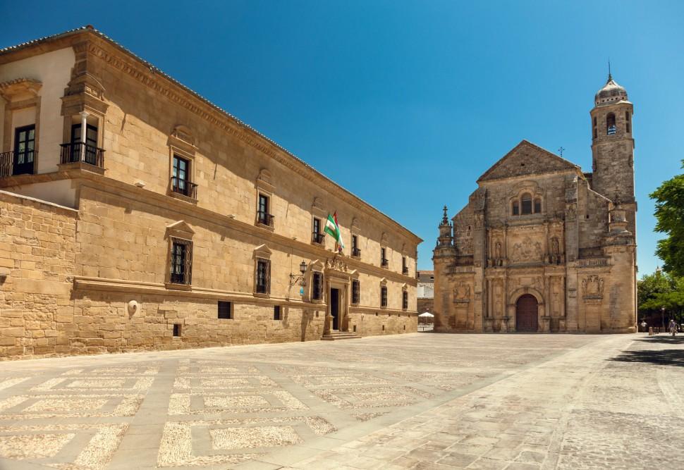 Úbeda. Pueblos de Andalucía