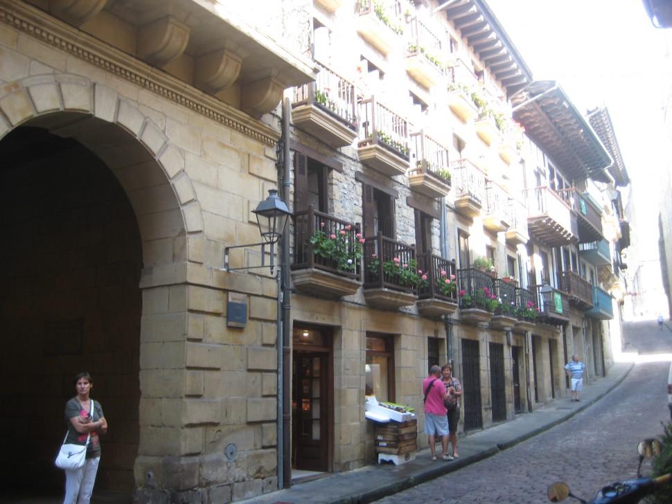 Hondarribia. Visitar País Vasco