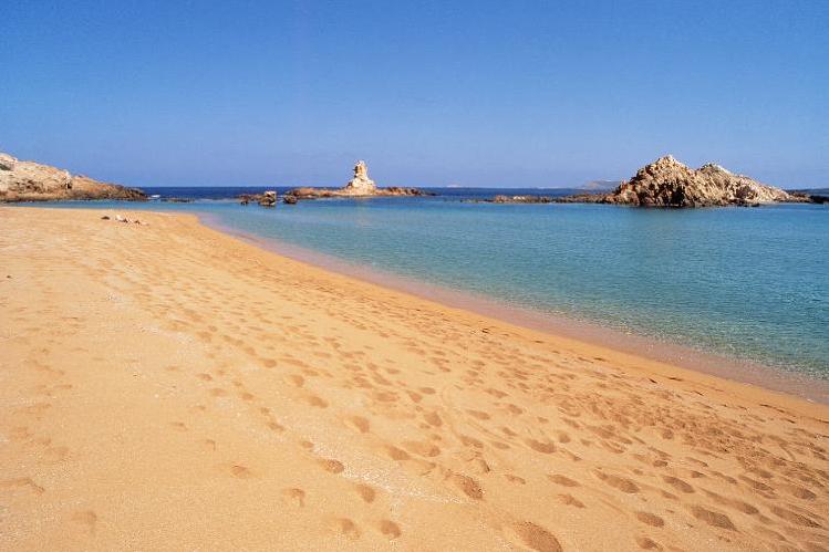 Menorca Vista Aérea