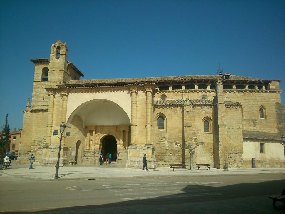 San Pedro. Iglesias Frómista