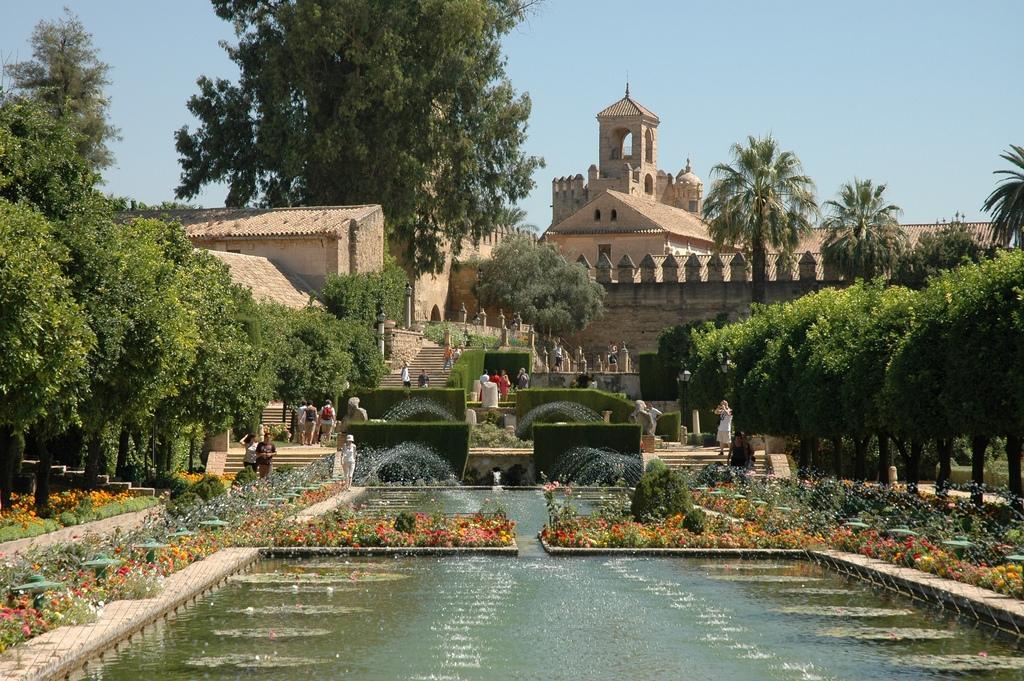 Alcázar de los Reyes Cristianos Visitar Córdoba