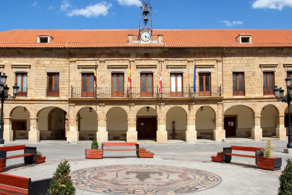 Ayuntamiento de Benavente. Visitar Zamora