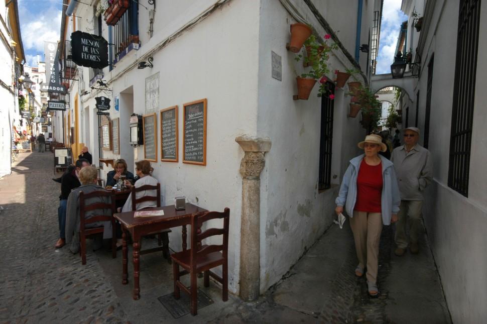 Calle de Comedias Juderia Córdoba. Visitar Córdoba