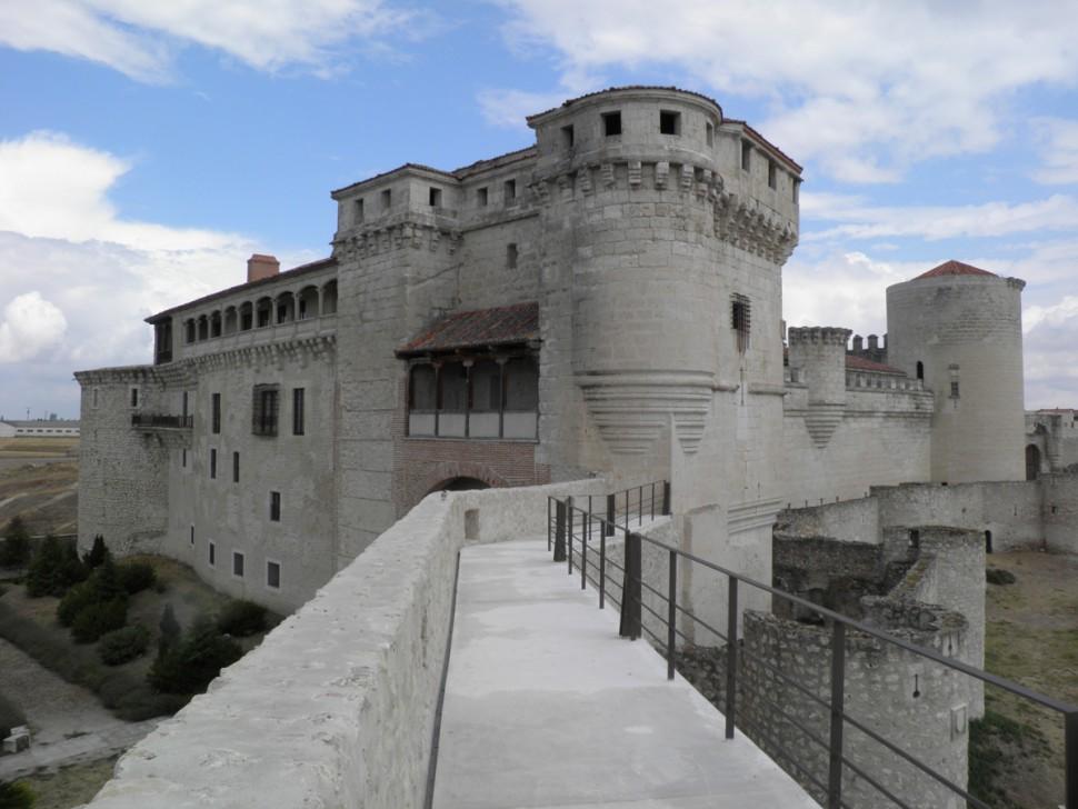 Castillo Cuéllar. Qué visitar en Segovia y alrededores