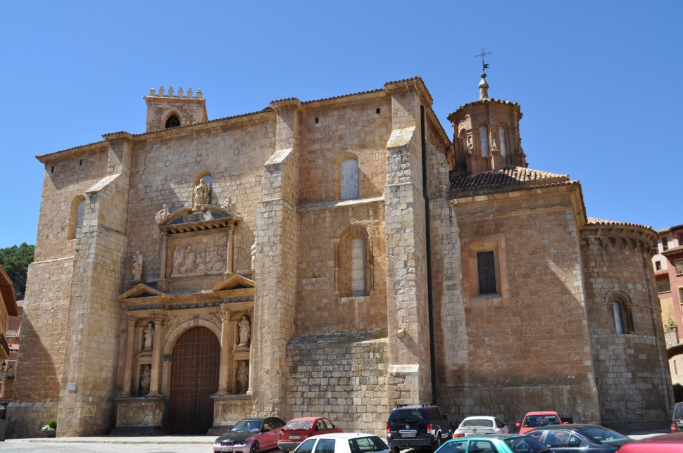 Colegiata de Santa María. Turismo Zaragoza