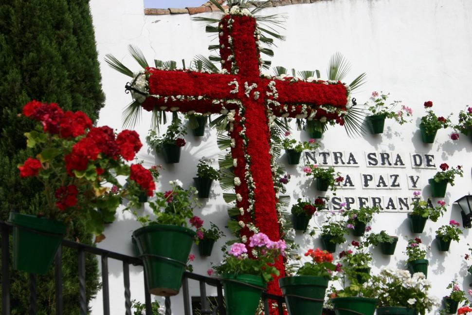 Cruces de Mayo en Córdoba. Turismo Córdoba