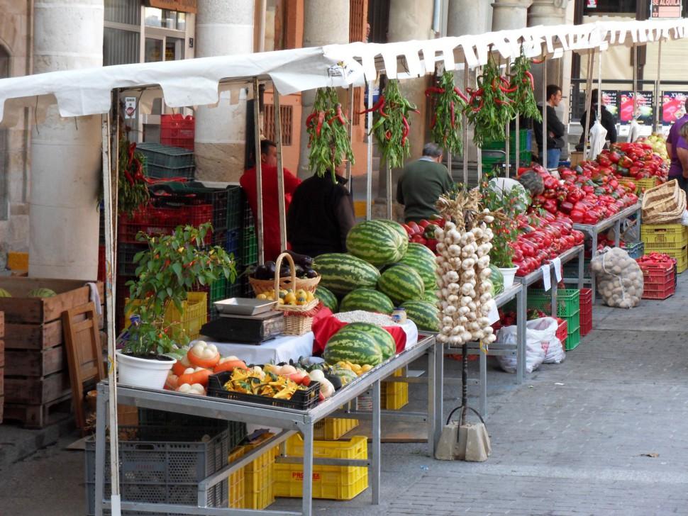Feria del Pimiento - Turismo Benavente