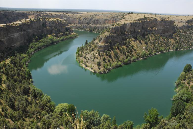 Hoces del Rio Duraton. Visitar Sepulveda