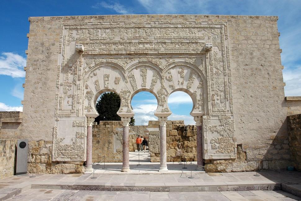 Medina Azahara Visitar Córdoba