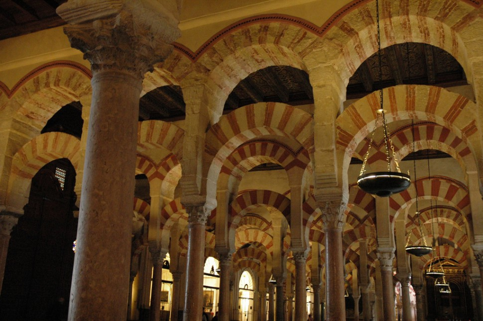 Mezquita de Córdoba. Turismo Córdoba