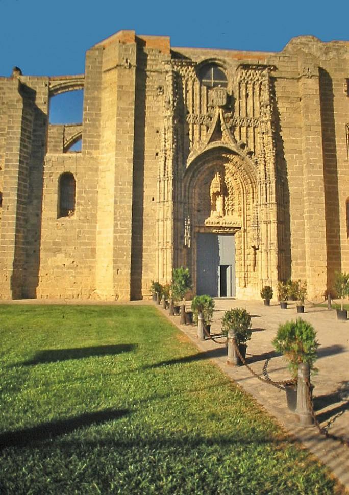Monasterio de la Victoria. Visitar Puerto De Santa María