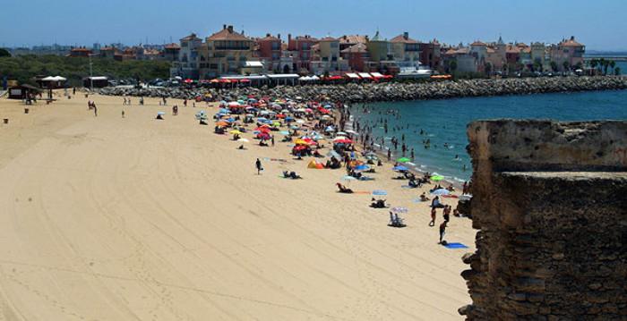 Playa de la Muralla. Turismo Puerto De Santa María