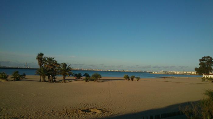 Playa de la Puntilla. Visitar Puerto De Santa María