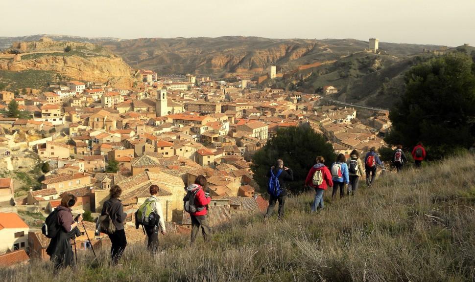 Ruta de las murallas en Daroca. Turismo Zaragoza