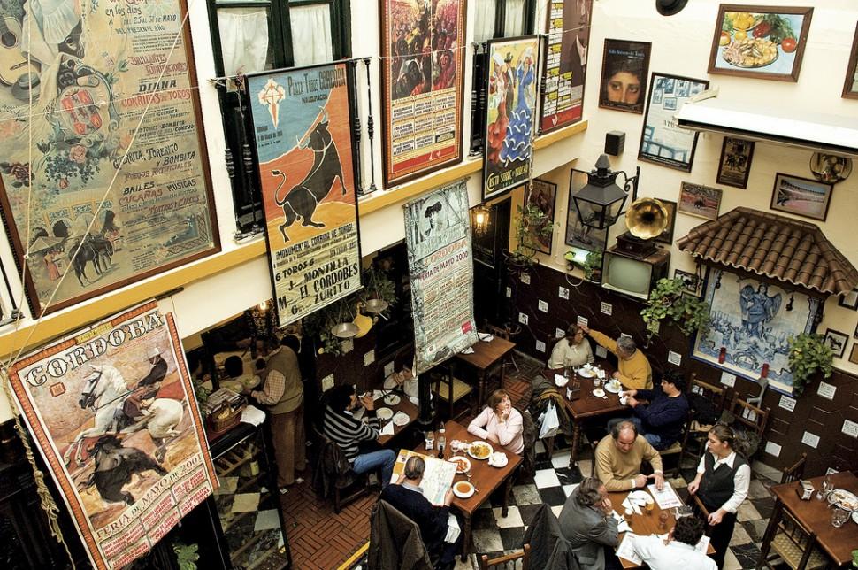 Taberna tipica de Cordoba Turismo Córdoba