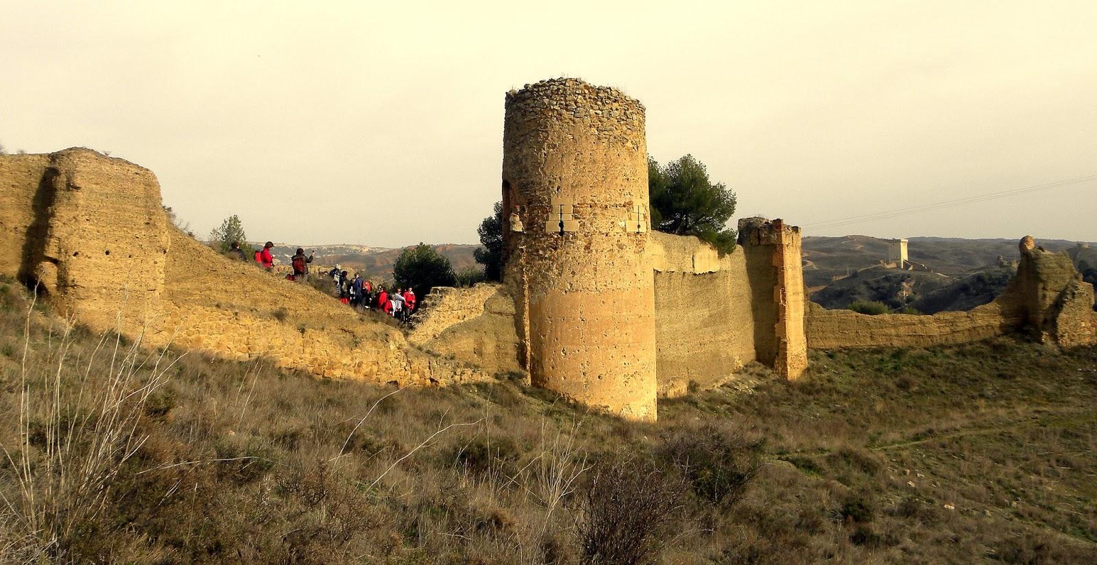 Torreón de los Tres Guitarros. Turismo Zaragoza