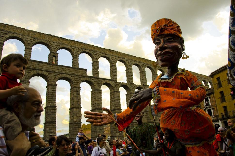 Visitar Segovia. Titirimundi