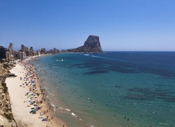 Playa Arenal Bol. Visitar Calpe
