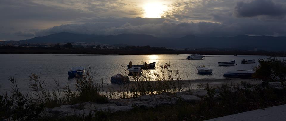 Atardecer en Palmones - Los Barrios - Cádiz