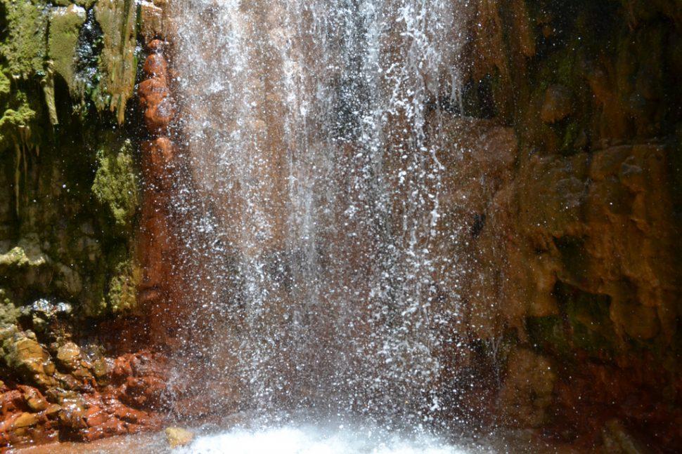 Caldera de Colores - Parque Nacional de la Caldera de Taburiente - Cascadas España