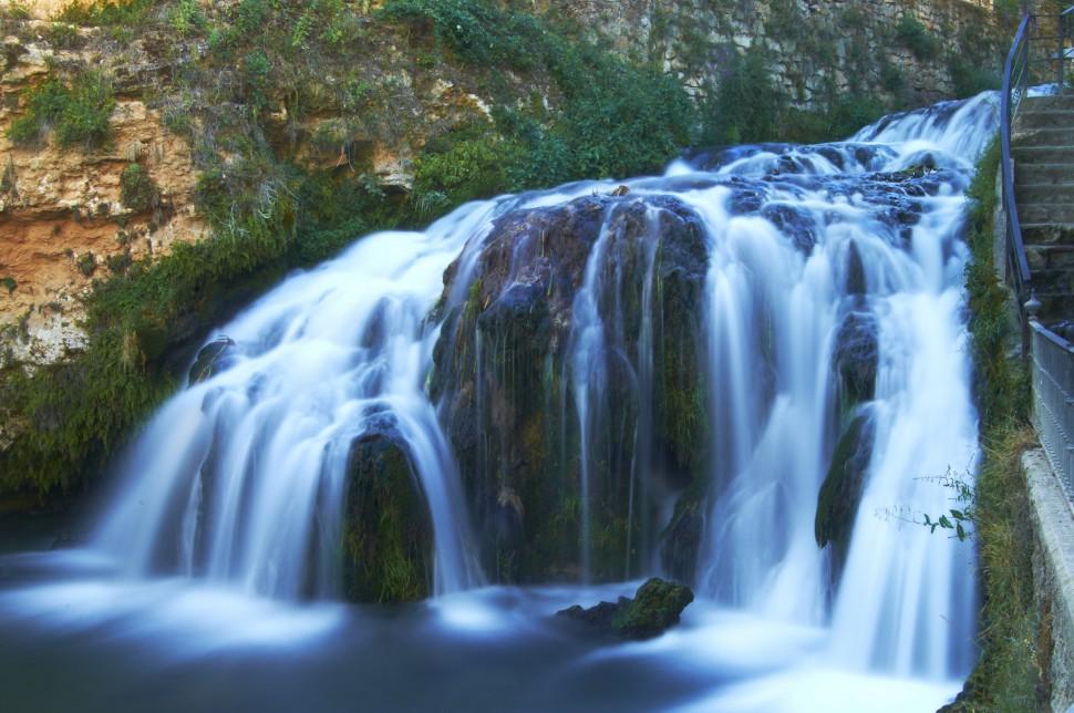 Cascada Trillo - Viaje a la Alcarria - Turismo - Guadalajara
