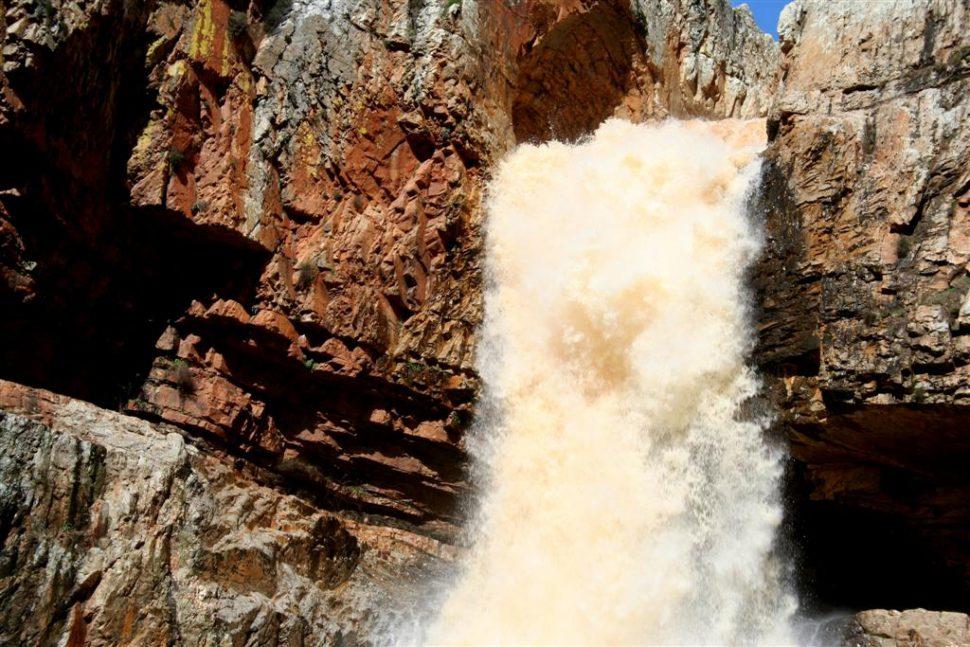 Cascada de Cimbarra - Cataratas españolas
