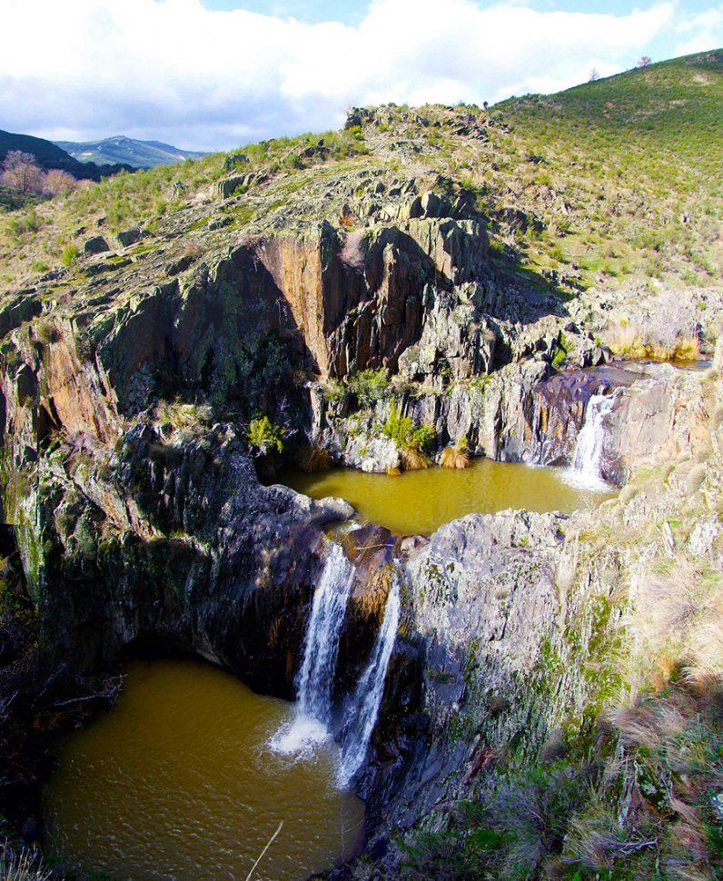 Cascada del Aljibe - Cascadas en España para bañarse