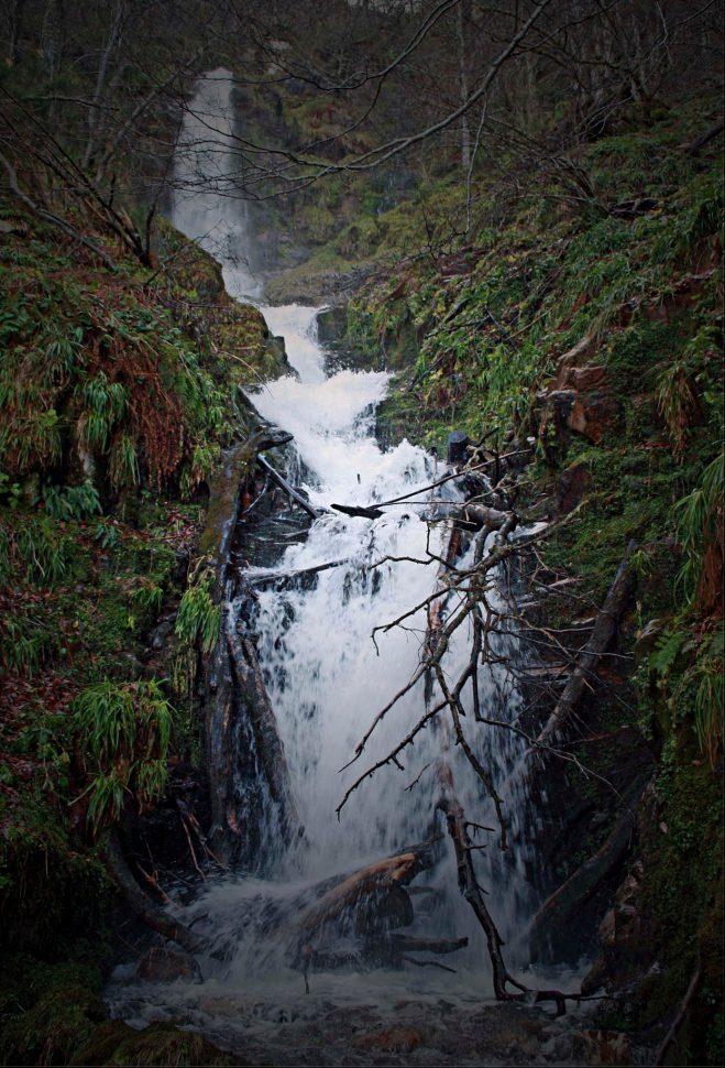 Cascada del Xiblu - Asturias - Cascadas España