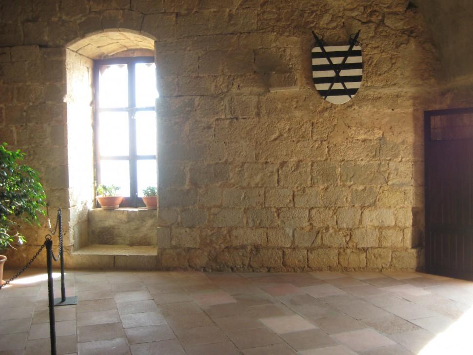 Castillo del Papa Luna en Peñíscola. Turismo Castellón