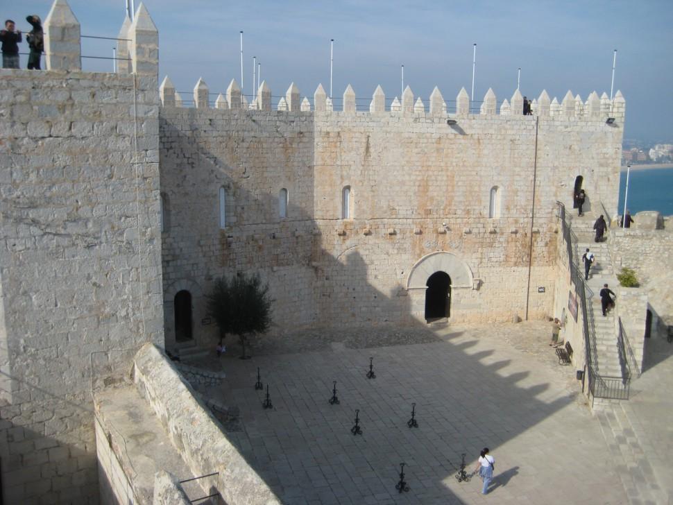 Castillo del Papa Luna. Turismo Castellón