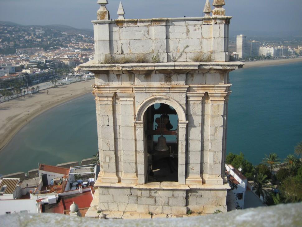 Vistas desde el Castillo. Turismo Castellón
