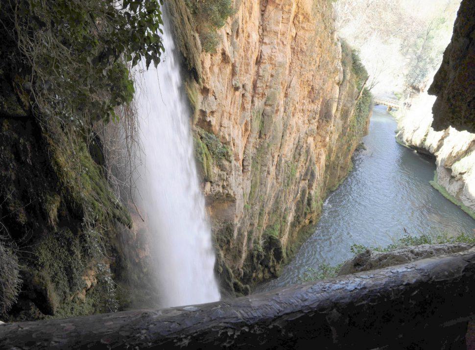 Cola de Caballo - Monasterio de Piedra - Cascadas España