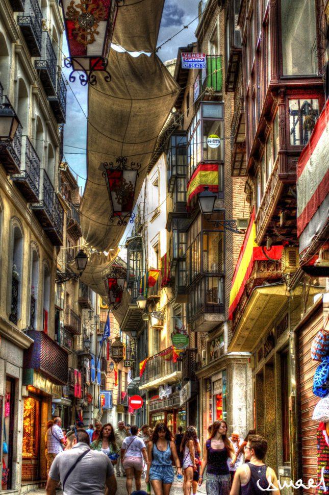 Corpus Christi - Toledo - Fiestas del Corpus en España