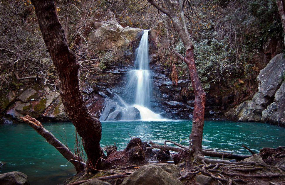Garganta del Capitan - Parque Natural Los Alcornocales - Los Barrios - Cadiz