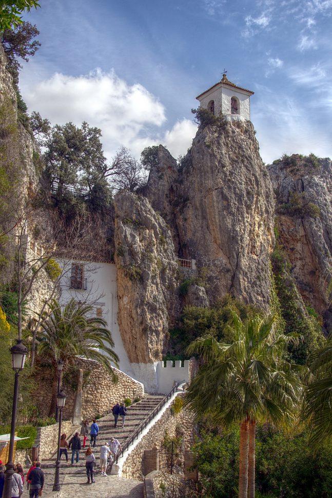 Guadalest. Pueblos valencianos más bonitos de España