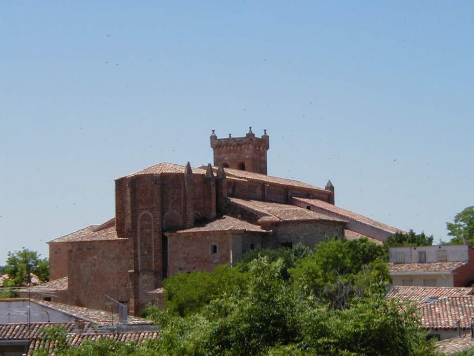 Iglesia el Salvador - Cifuentes - la Alcarria - pueblos - Turismo Castilla la Mancha