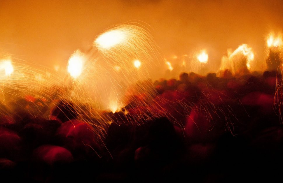 La Patum de Berga - Fiestas del Corpus en España
