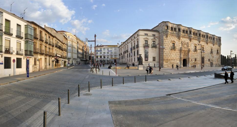 Palacio del Infantado - Guadalajara - la Alcarria Turismo