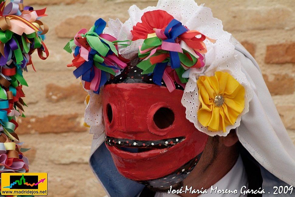 Pecados y Danzantes - Camuñas - Toledo - Fiestas Corpus España